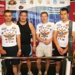 16 августа 2013 - Команда ММЦ Столица заняла 4 место